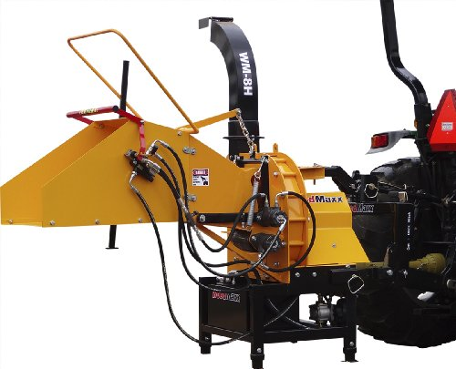 Pto Wood Chipper (WoodMaxx 8