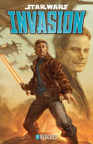 Star Wars: Invasion Volume 2 - Rescues