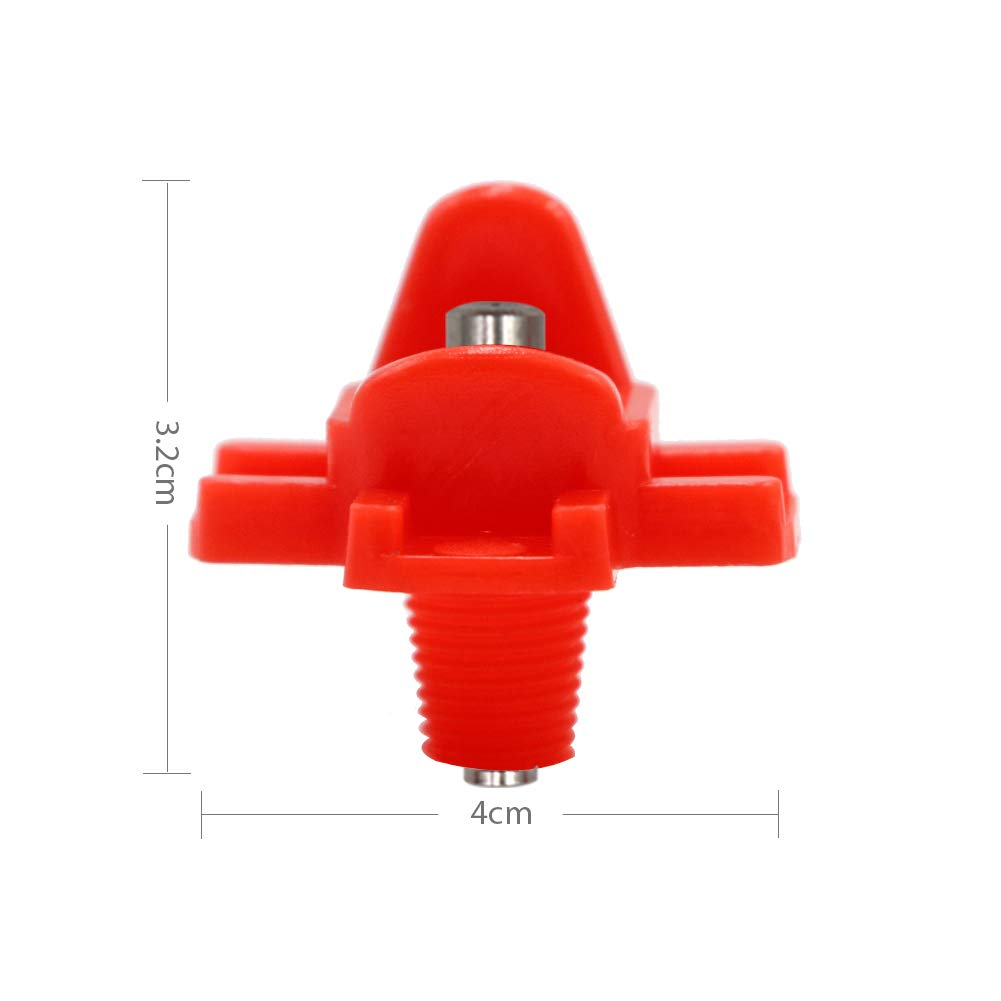 M.Z.A Automatic/Poultry Water Nipples Horizontal Side/Poultry Nipple Automatic Drinker Waterer 4