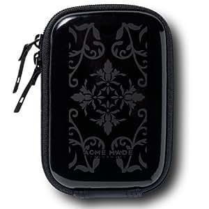 Acme Made Sleek Case - Funda (Cualquier marca, Mano, Negro, 70 x 24 x 104 mm)