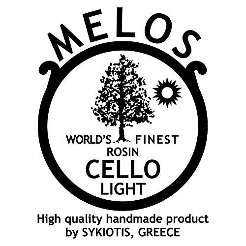 Melos Light Cello Rosin