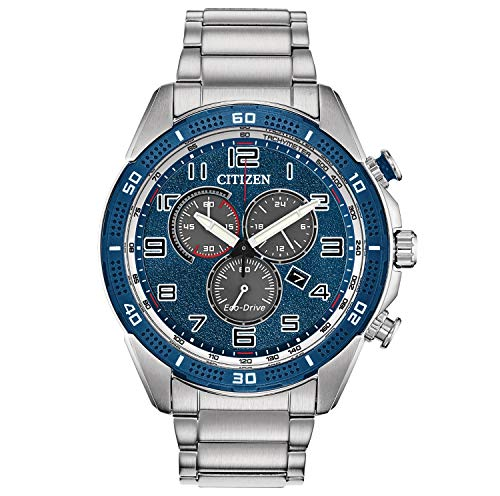 - Citizen Watches Men's AT2440-51L Drive Silver Tone One Size