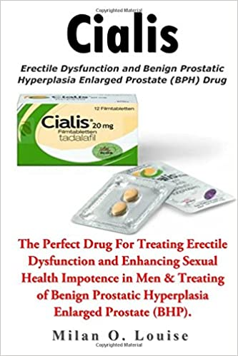 cialis the perfect drug for treating erectile dysfunction and