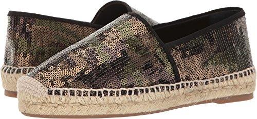 Marc Jacobs Women's Sienna Flat Espadrille Sandal, Khaki Multi, 35 EU/5 M US