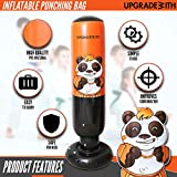 UpgradeWith Inflatable Punching Bag for Kids