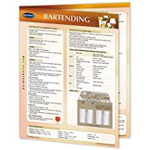 Bartending Guide - How to setting up a commercial or residential bar. Quick Reference Guide by Permacharts