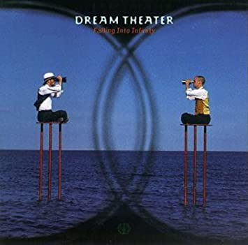amazon falling into infinity dream theater ハードロック 音楽