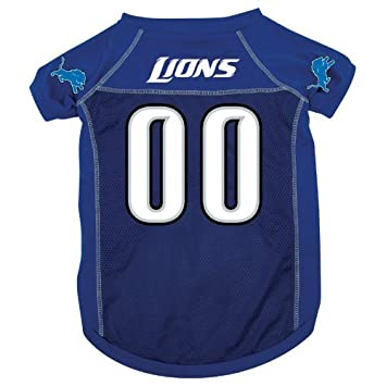 ... Detroit Lions NFL pet dog sports jersey XS 4-9lbs ... 3cc2bc19a