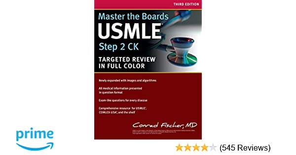 Master the boards usmle step 2 ck 9781625231130 medicine health master the boards usmle step 2 ck 9781625231130 medicine health science books amazon fandeluxe Gallery