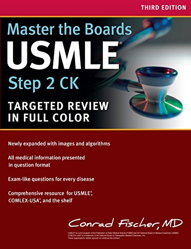 Master the Boards USMLE Step 2 CK cover
