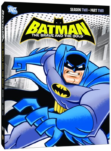 Batman: The Brave and the Bold: Season 2, Part Two by Warner Manufacturing