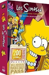 Los Simpson 9ª Temporada (Edición Coleccionista) (Dvd Import) (European Format - Region 2) (Non Us Format) (2007) Personaje
