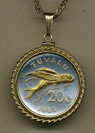 Tuvalu 20 Cent