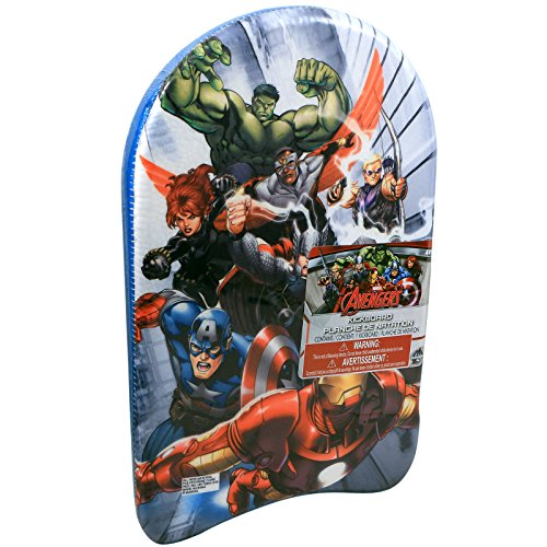 Avengers Foam Kickboard 17.5
