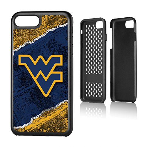 West Virginia Mountaineers iPhone 7 Plus and 8 Plus Rugged Case NCAA ()