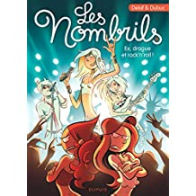 Les Nombrils 08 : Ex, drague et rock'n'roll!