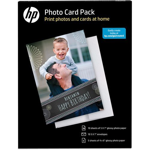Card Photo Pack (HP Photo Card Pack - 3 Pack (SF791A))