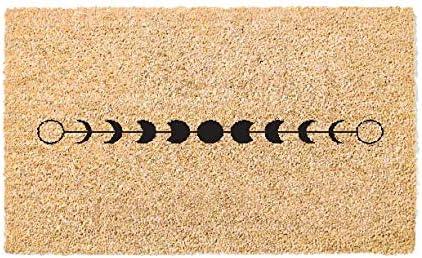 Drehome Welcome to The Jungle Custom Durable Doormat Door Mat Rubber Non-Slip Entrance Rug Floor Mat Funny Home Decor Mat