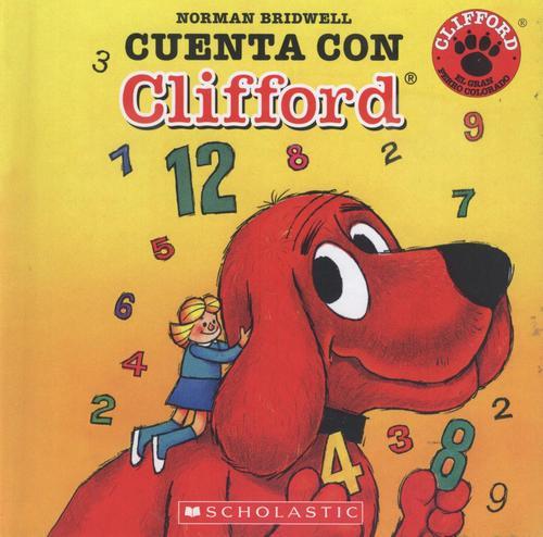 Read Online Cuenta con Clifford (Clifford, el gran perro colorado) (Spanish Edition) ebook