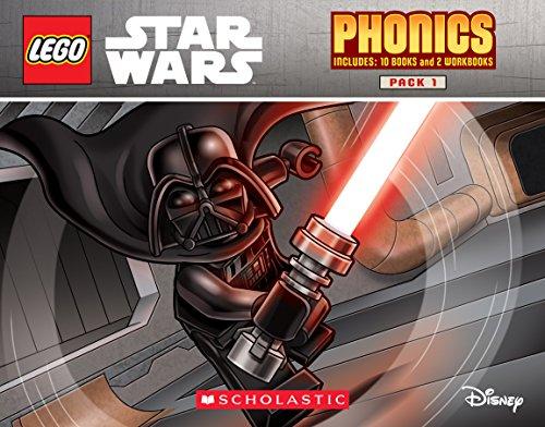 LEGO Star Wars:  Phonics Boxed Set