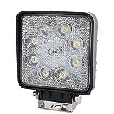 DealMux 24W DC 9V-30V 8 Lâmpada LED Spotlight Lâmpada de Trabalho para Iluminação Truck Car Salão