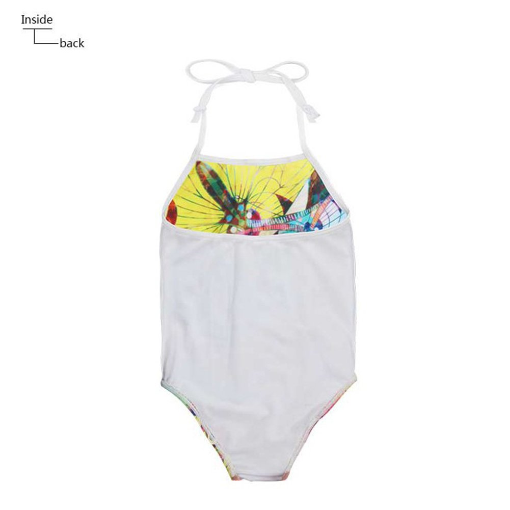Sannovo Boxer Dog Print One Piece Animal Swimsuit for Girl Cute Bathing Suit 5T-6T by Sannovo (Image #5)