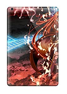 Hot Shakugan No Shana First Grade Tpu Phone Case For Ipad Mini/mini 2 Case Cover