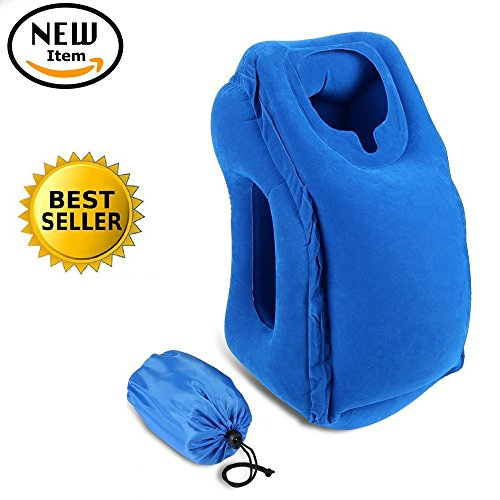 Air Inflatable Comfortable Airplane Cushion product image