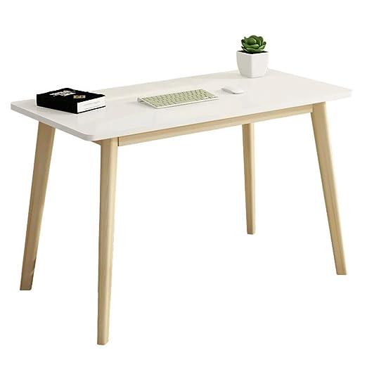 XIAOLIN Mesa de ordenador portátil nórdico Uso en el hogar Mesa de ...