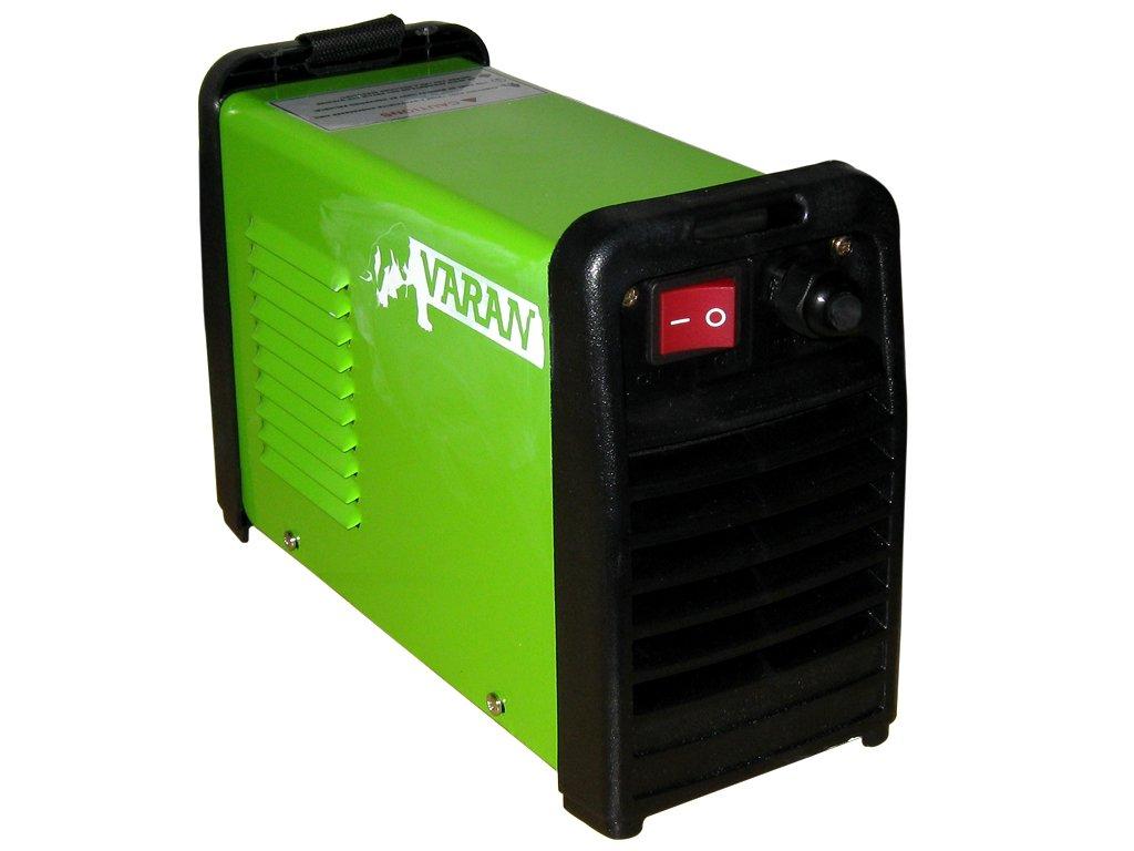 Varan Motors var-arcmma140 Máquina de soldar por arco eléctrico portátil MMA Varan arc-140 inverter + 2 conectadores rápidos: Amazon.es: Bricolaje y ...