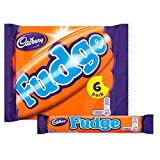 Cadbury Fudge - 6 x 25.5g