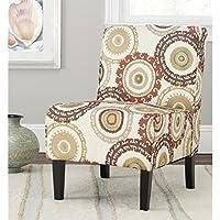 Safavieh Mercer Collection Stella Armless Club Chair