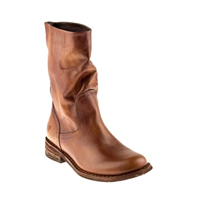 0a126ad7555 Felmini - Chaussures Femme - Tomber en amour avec Gredo 6878 - Bottes  Classiques - Cuir