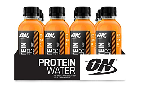 Optimum Nutrition Protein Orange Freeze