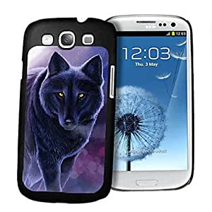 TY Wolf Pattern 3D Effect Case for Samsung 9300