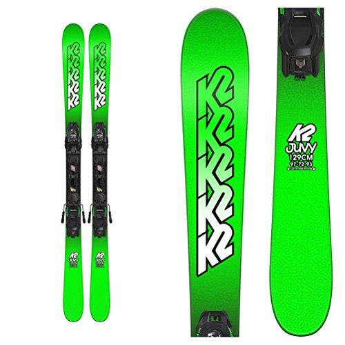 K2 Juvy Kids Skis with FDT 4.5 Bindings 2019-119cm