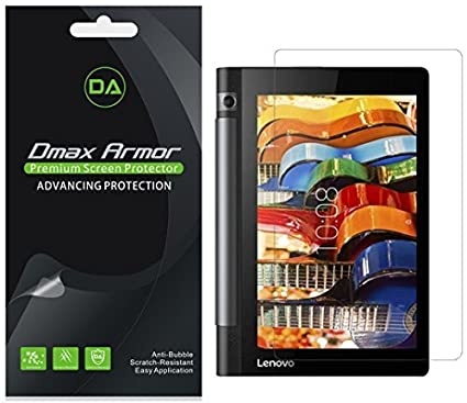 Dmax Armor [3-Pack] for Lenovo Yoga Tab 3 10-10.1