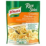creamy rice - Knorr Rice Side Dish, Creamy Chicken, 5.7 oz (Pack of 8)