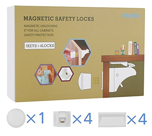 HUIRUI Magnetic Cabinet Childproof Package product image