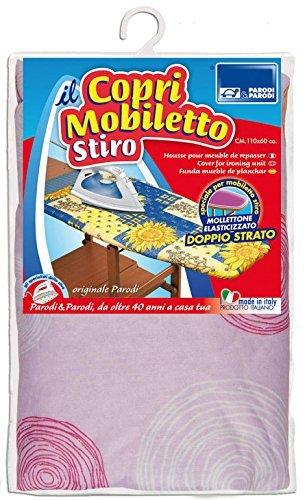 Parodi& Parodi Stiro Copriasse Copri Mobiletto, Cotone,, 23x30x4 cm Parodi & Parodi S.r.l. 266