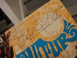"Seeds Sky Saxon ""Future"" 1967 LP Signed Autograph GNP Crescendo"