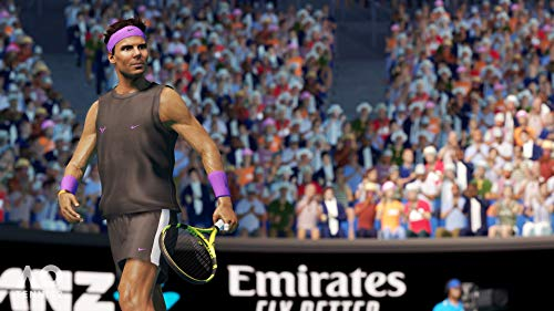 AO Tennis 2 (NSW) - Nintendo Switch 6