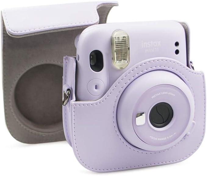 lente de filtro Fujifilm mini 11 MUZIRI KINOKOO Lente de filtro para c/ámara FUJI Instax Mini 11 6 colores