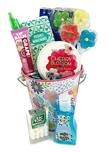 Thinking of You Gift Basket - Get Well Gift - Birthday Gift - DESIGNED FOR HER - Lots of Selections (Floral)