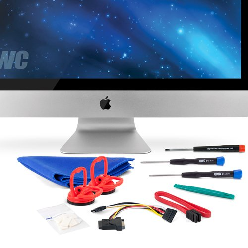 OWC Internal SSD DIY Kit for All Apple 27inch iMac 2010 Models by OWC