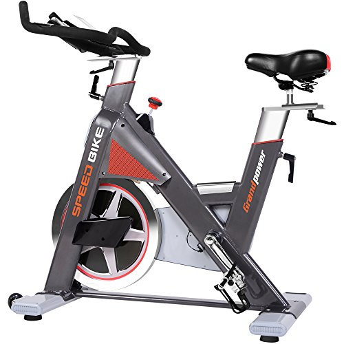 L NOW Pro Stationary Upright Exercise Bike Indoor Cycling Cardio Trainer with LCD Monitor&Holder Best Selling