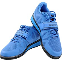 Nordic Lifting Powerlifting Shoes for Heavy Weightlifting - Mens Squat Shoe - MEGIN by 1 Year