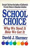 School Choice, David Harmer, 1569012210