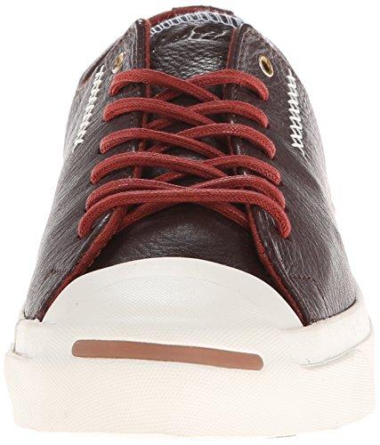 converse jack purcell - Zapatillas de deporte para hombre Rojo Bordo
