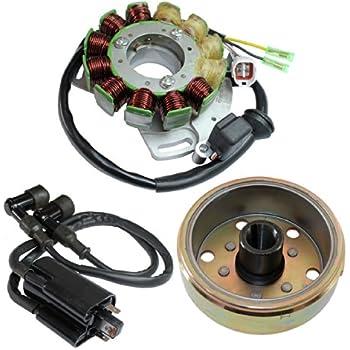Amazon com: ATVATP Ignition Coil FOR Yamaha YFZ350 BANSHEE RICKY
